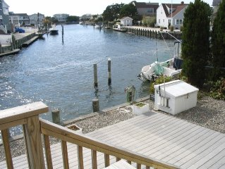 *LagoonWATERFRONT 60'DOCK**Bay Views*Still available May,June,Sept,weekends
