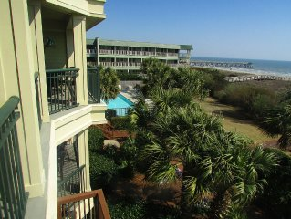AVAILABLE JUNE 10-24!!!! Oceanfront 3 bed/3 Bath with Amazing Views!! Sleeps 8