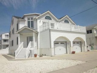Convenient walking distance to all that Sea Isle has to offer!