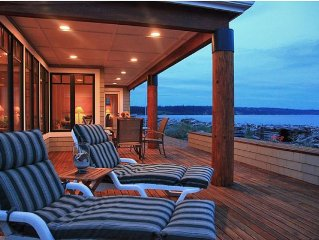 Beautiful Whidbey Island Waterfront Beach House