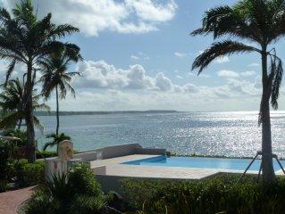 Appartement de luxe en bordure du lagon de  Sainte Anne