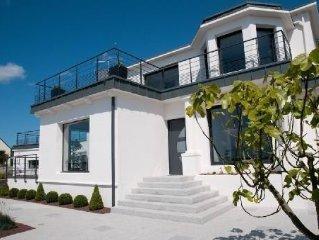 Maison en bord de mer avec Sauna Et Jacuzzi