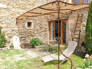 DROME PROVENCAL Cottages in Big House inside the