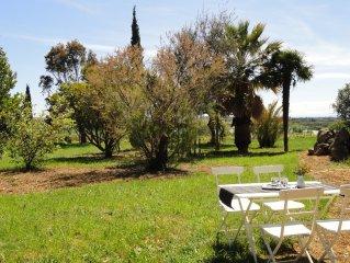 MAISON 2 a 4 personnes  - jardin paysager  Portiragnes Plage