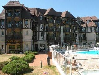 Location appartement deauville residence pierre et vacances