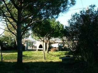 Appartement 150m bord de mer  mediterranee Frontignan plage 34 ( acces direct)