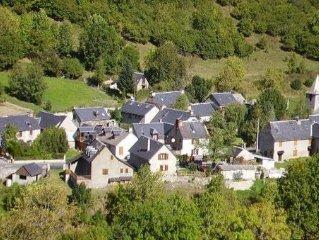 Maison individuelle au coeur des Pyrenees proche des pistes de ski
