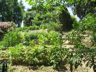 Argeles Le Jardin des Albères, T2 classé*** dans parc de 5000m2- 2 à 3 personnes