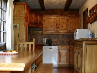 Apartment in the Chalet La Carline, sleeps 8