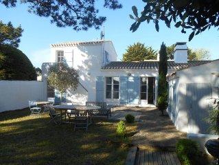 maison 3 chambres  a 300 metres de la plage de la Liniere