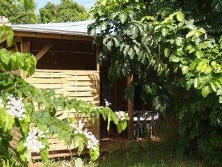 Bungalow HabitationFrançois, Martinique sérénité dans l'île aux fleur