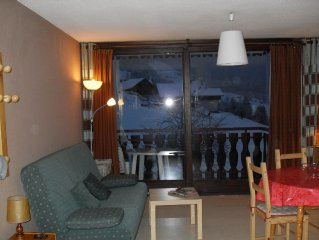 CHATEL Studio 4 people in Bourg Proximity to home