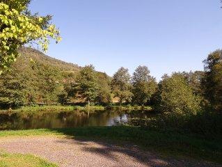 Ancienne maison de garde barriere au coeur des ballons des Hautes Vosges
