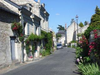 A louer, gîte tout confort au coeur des châteaux de la Loire