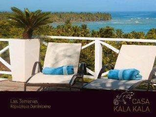 Villa Luxe Kala Kala avec chef cuisinier - A 3mn de la plage -- Vue exceptionnel
