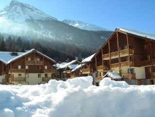 Location d'un grand 2/4 pers. a Val Cenis ( Lanslebourg-Alpes/Savoie)