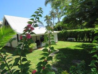 Villa en location saisonniere meublee 4/5 pers situee a 50 metres de la plage
