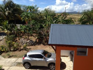 Guadeloupe detached house 300m from the beach