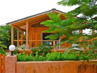 Senegal Villa neuve standing, piscine privee, proche ocean