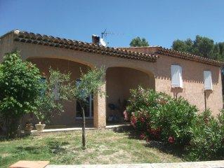villa disyelen en provence