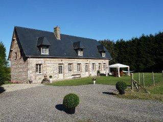 Gite du chateau de Grosmesnil