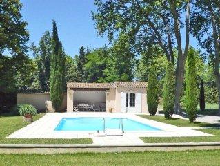 Superbe Mas/Bastide XVIII Provençal, authenticité  Calme magnifique vue Alpilles