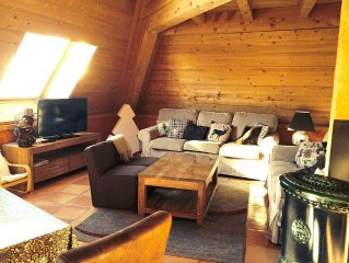 Appartement triplex 100 m2 a  Avoriaz - 12 couchages