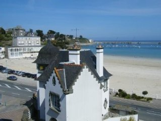 Superb sea view for this nice T3 apartment at the