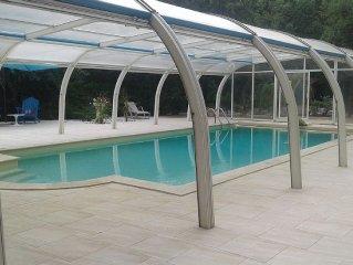 Petite maison independant avec piscine a TRANS EN PROVENCE