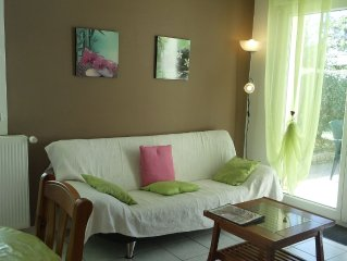 NEAR BEACH PROMO 7 TO 12/11 150 € -Week NOEL € 270 to € 300 YEAR WIFI