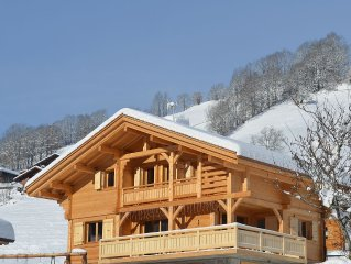 NEW COMFORTABLE CHALET 5 *