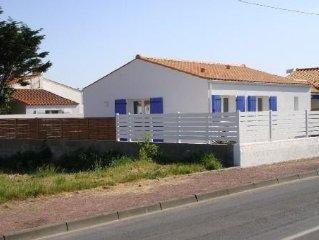 Maison Neuve A La Cotiniere Ile D'oleron ( FR6WAK1X ) classée 3 étoiles