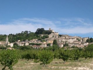 Location gite escale en Luberon