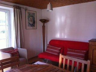 NOUVEAU !! Appartement au coeur de granville avec vue panoramique