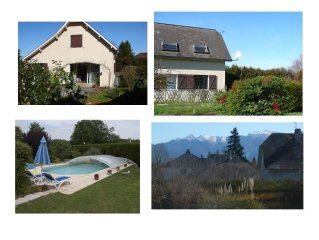 Bearnais small paradise, comfort, quiet, pool, ve