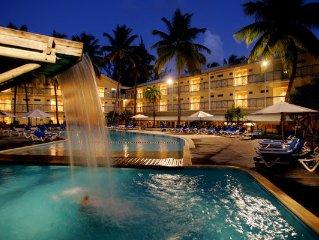 STUDIO THE RESIDENTIAL HOTEL CARAYOU TROIS ILETS,