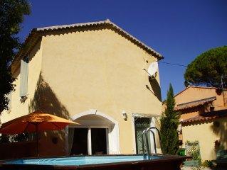 Villa provençale typique, recemment restaurée