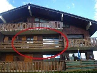Appartement 2 pieces de 36 m2 - 2-4 personnes, Thones (Haute Savoie)