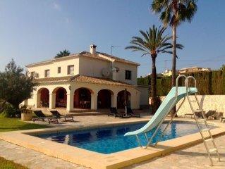 Grande villa luxueuse 'La Hacienda', Moraira