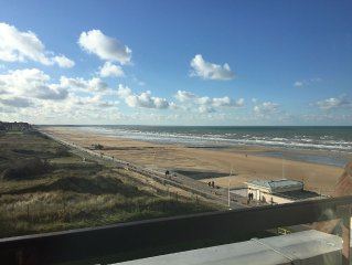 APARTMENT 2 PARTS EXCEPTIONAL SEA VIEW NEAR THALASSOTHERAPY (all services inclu