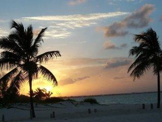 Luxueux condo rez-de-chaussée, sur une plage de rêve bahamas beach club