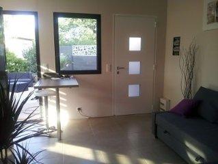 MAISON 45 m2 neuf contemporain PROCHE MER avec jardin privatif TOULON EST