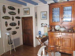 Maison De Pecheurs tres Confortable, Vue Mer, GR 34 a 300m, POINTE du RAZ 20 kms