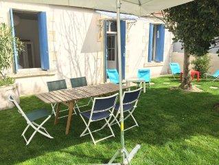 Maison de vacances rénovée : St Georges de Didonne - ROYAN (dépt 17) - France