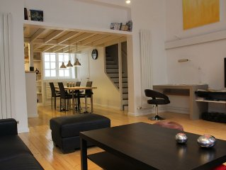 3 rooms of 82 sqm for 4 to 5 people