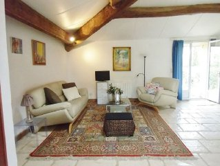PREAU- Holiday Accommodation 4 persons, near Péze