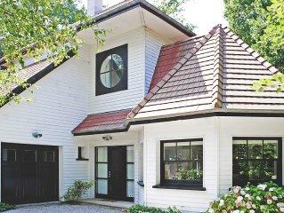 Villa en foret du Touquet, au calme, 8 personnes, 4 chambres