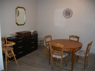 Cottage in Kaysersberg, close to the historic center 3 star tourism