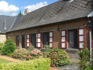 Location gîte pour 6 personnes  à Englancourt en Thierache