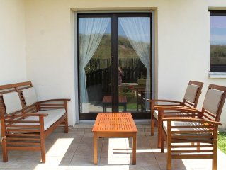 3 quiet garden rooms - Direct access Beach and Spa (100 m)